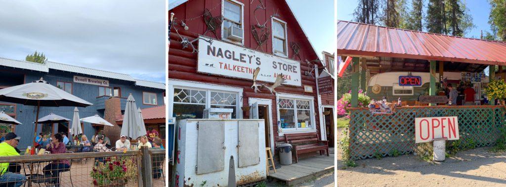 Talkeetna, Alaska, Alaska Road Trip Stop