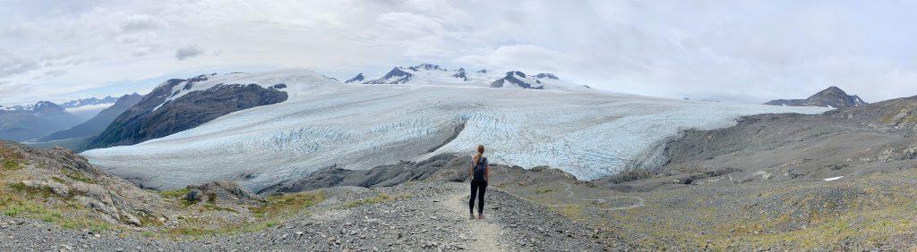 Harding Icefield, Alaska Road Trip Stop
