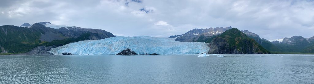 Kenai Fjords National Park Boat Tour, Alaska Road Trip Stop