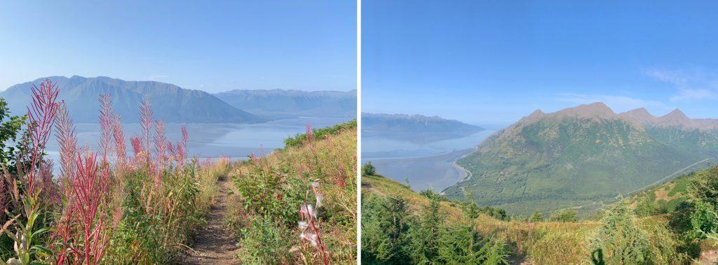 Bird Ridge Trail Alaska Road Trip Stop