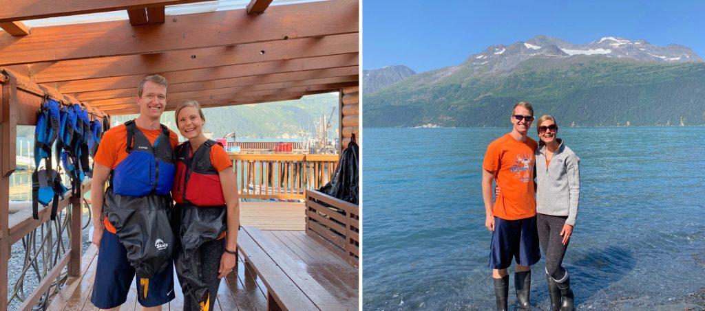 Alaska Sea Kayakers Trip