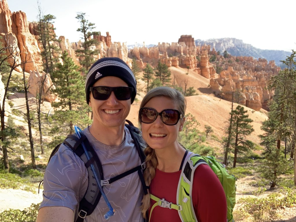 Peek-A-Boo Trail, Bryce Canyon National Park