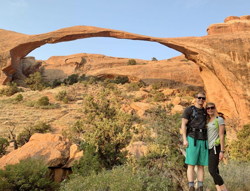 Landscape Arch, Canyonlands National Park