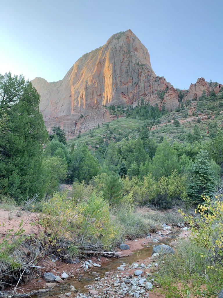 Taylor Creek Trail, Zion National Park