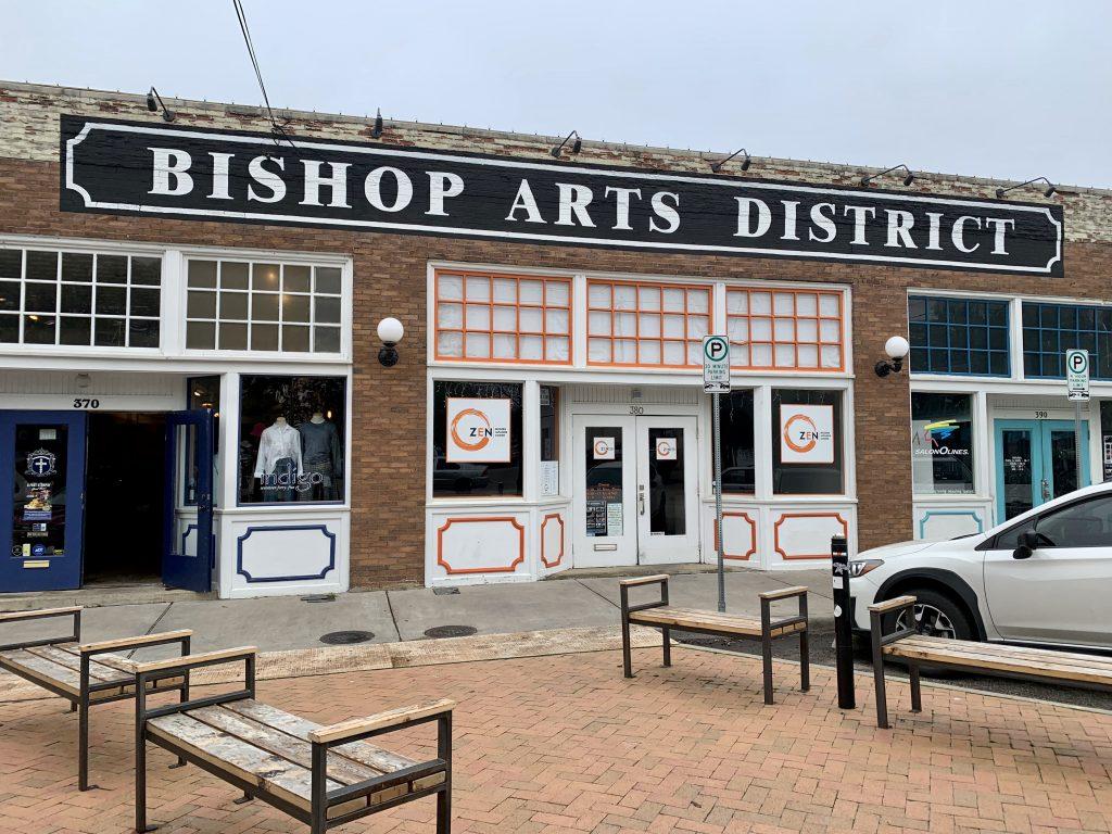 Bishops Art District