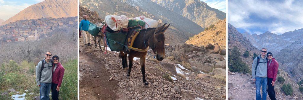 Aroumd, Berber Village, High Atlas Mountains