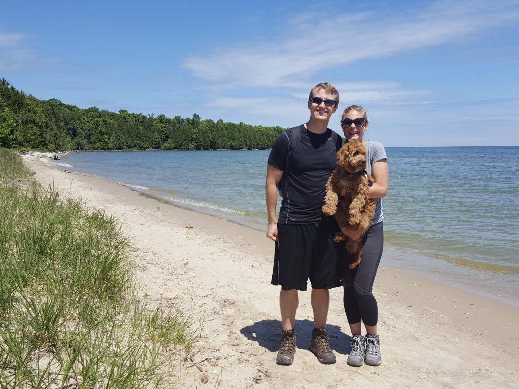 Newport State Park Dog Friendly Beach