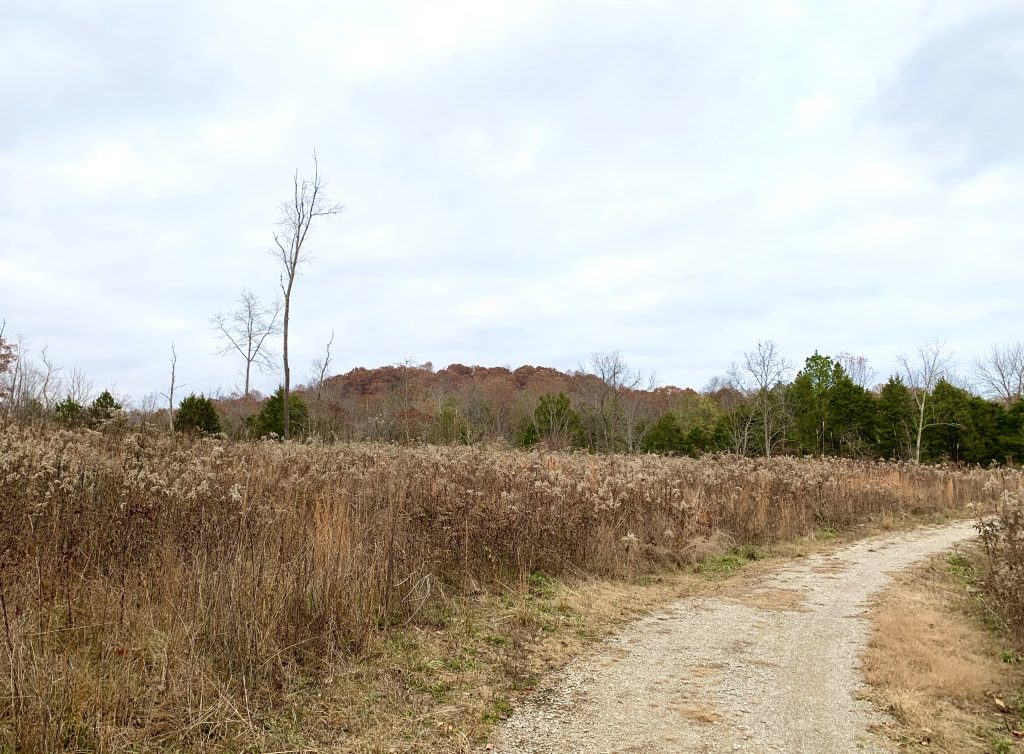 Mammoth Cave Railroad Trail
