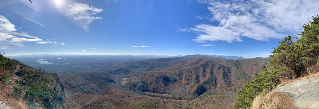 Lake James and Linville Gorge