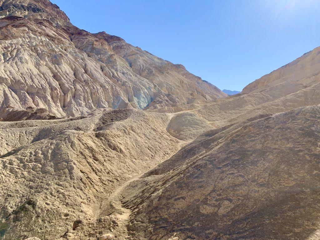 Desolation Canyon, Death Valley National Park
