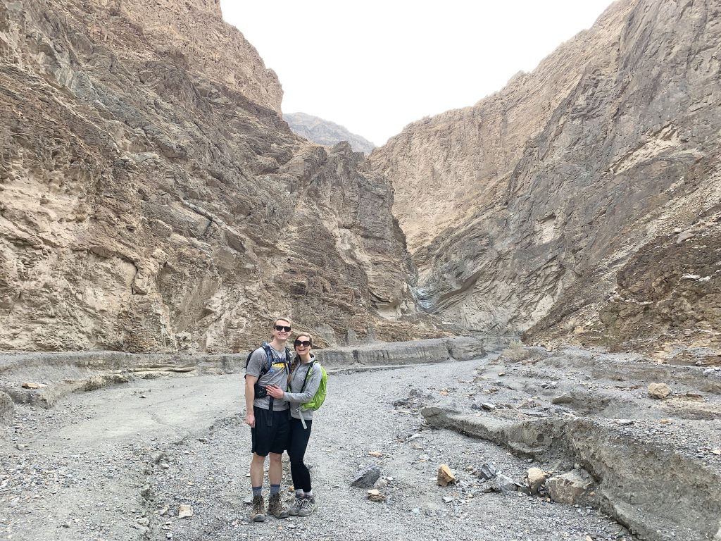 Mosaic Canyon, Death Valley National Park