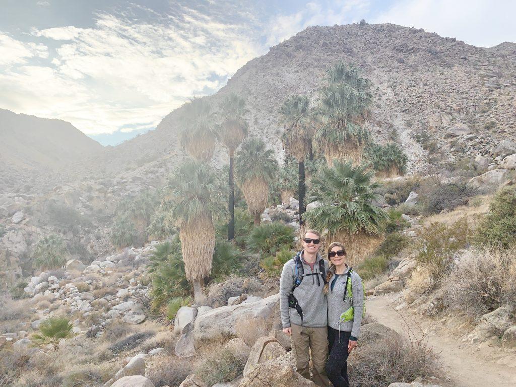 Forty Nine Palms Oasis, Joshua Tree National Park