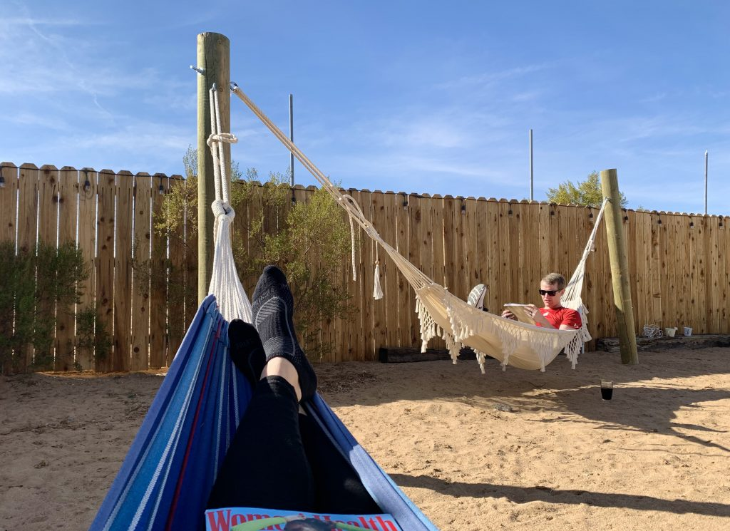Landers Airbnb outside of Joshua Tree National Park