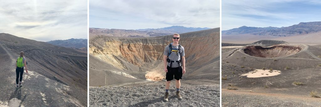 Ubehebe Crater, Death Valley National Park