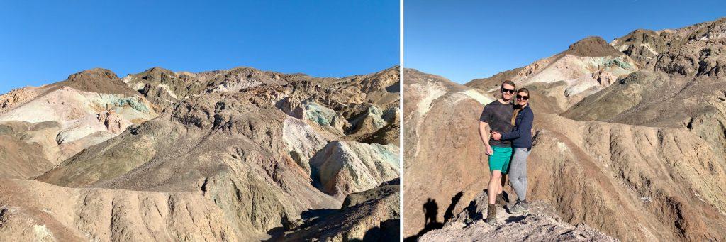 Artist Drive, Death Valley National Park