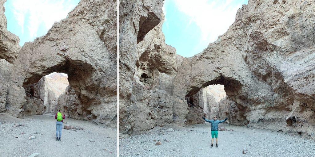 Natural Bridge, Death Valley National Park