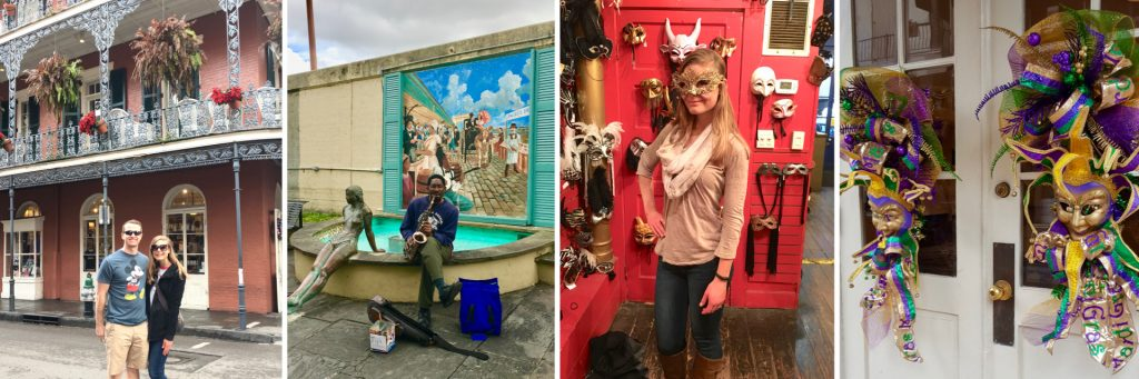 French Quarter Walking Tour, New Orleans
