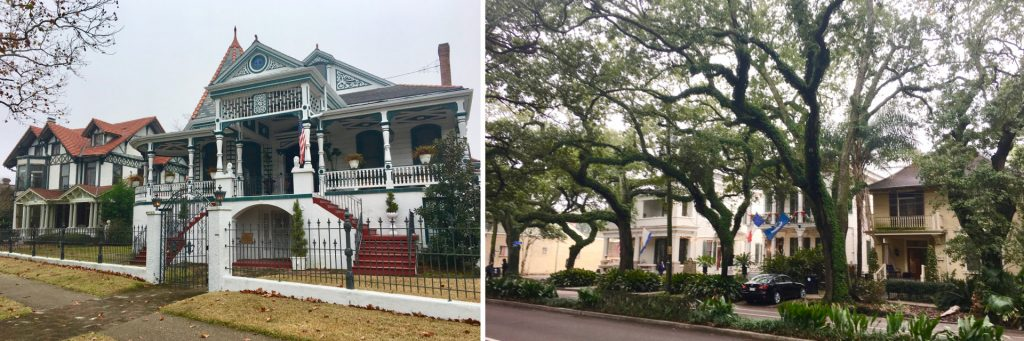 Walk to City Park from the French Quarter