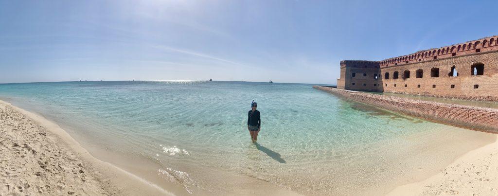 Pristine Beach, Dry Tortugas National Park