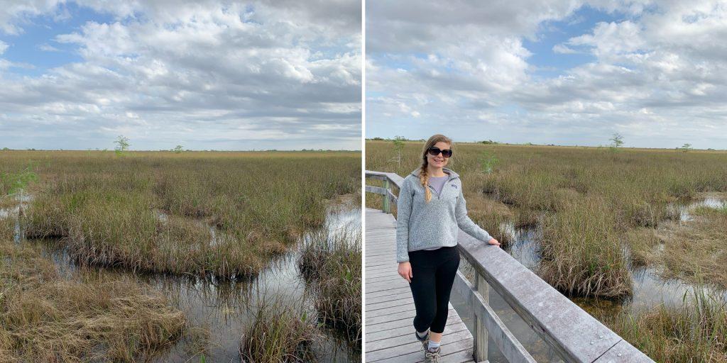 Pa-hay-Okeee Overlook Trail, Everglades National Park