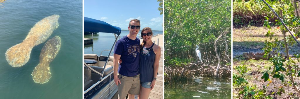 Pontoon Boat Tour