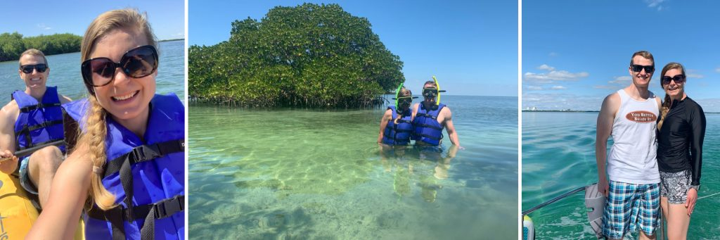 Sail, Paddle, Snorkel and Island Visit Day Trip, Biscayne National Park