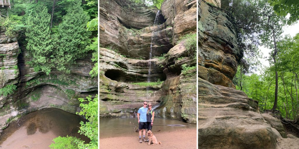 Wildcat Canyon, Starved Rock State Park